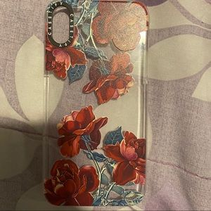 Casetify iPhone XR Rose Snap Case